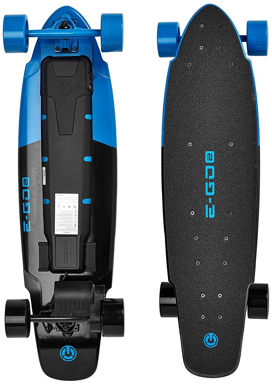 Yuneec E-GO2, skate électrique Longboard