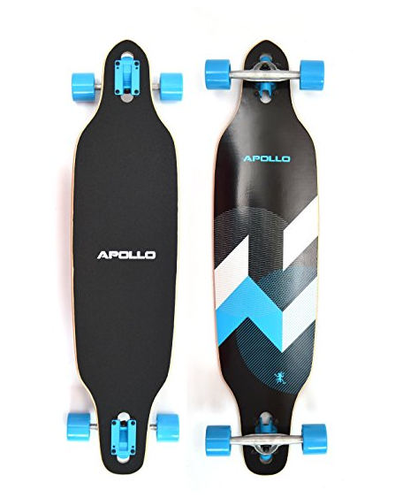 L'Apollo longboard