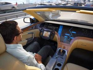 Voiture autonome et électrique